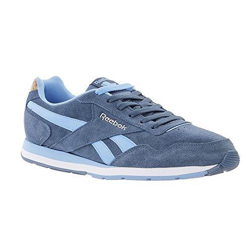 Reebok Herren Bd3411 Trail Runnins Sneakers Blau