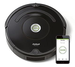 iRobot Roomba 671 - Robot aspirador suelos duros y alfombras, tecnología Dirt Detect, limpieza en 3 fases, wifi, programable por app, compatible con Alexa (B079QM5GL9) | Amazon Products