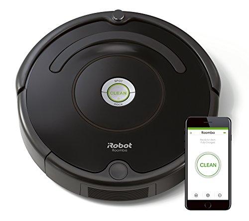 IRobot Roomba 671 - Robot aspirador suelos duros alfombras
