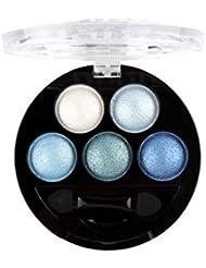 FAMILIZO Maquillaje de ojos profesionales del pigmento de sombra de ojos paleta de sombra de ojos #2