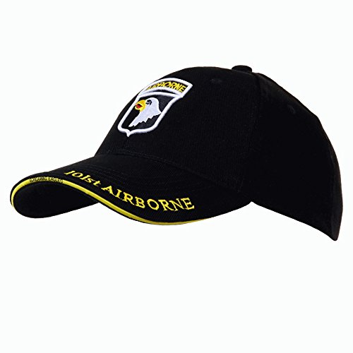 US Army 101st Airborne Divison Baseball Cap Paratrooper Screaming Eagle