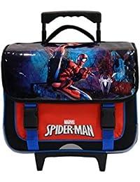 Cartable Trolley Spider-man