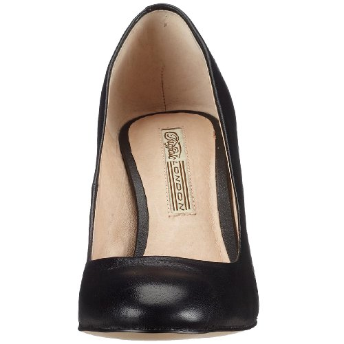 Buffalo London 109-5046, Scarpe eleganti donna Nero