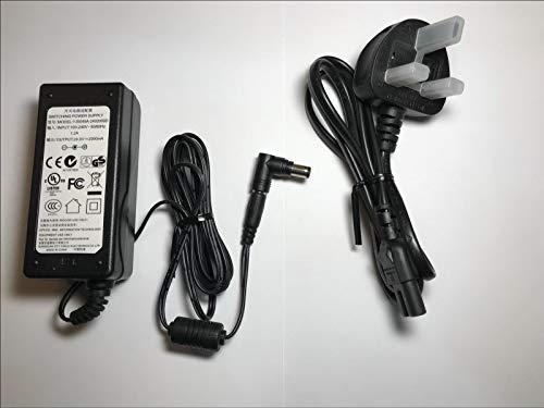 Ersatz 25V 45W AC-DC-Adapter Netzteil für LG HS6las650m Sound Bar - 45w Ersatz Ac-adapter
