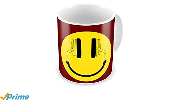 Buy Ulta Anda Headphone Bond Music Coffee Mug 12 Oz Perfect For And Tea Lovers Online At Low Prices In India