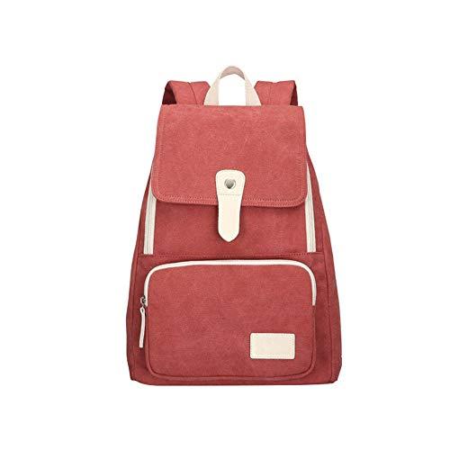 Screenes borsa a tracolla per notebook con borsa tinta unita in stile semplice tinta unita borsa da scuola per notebook borsa da esterno con chiusura a chiave antifurto,