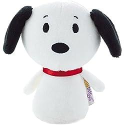 Hallmark–Tarjeta 25441185Cacahuetes Snoopy Itty Bitty–de Peluche