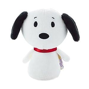 Hallmark-Tarjeta 25441185Cacahuetes Snoopy Itty Bitty-de Peluche