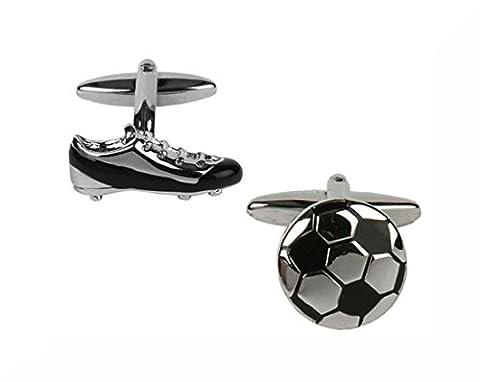 dalaco Sport boutons de manchette, Football and