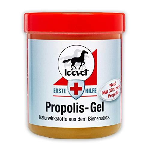 Leovet PROPOLIS GEL PFERDE PFERD PFERDEPFLEGE  ERSTE HILFE - 350 ML