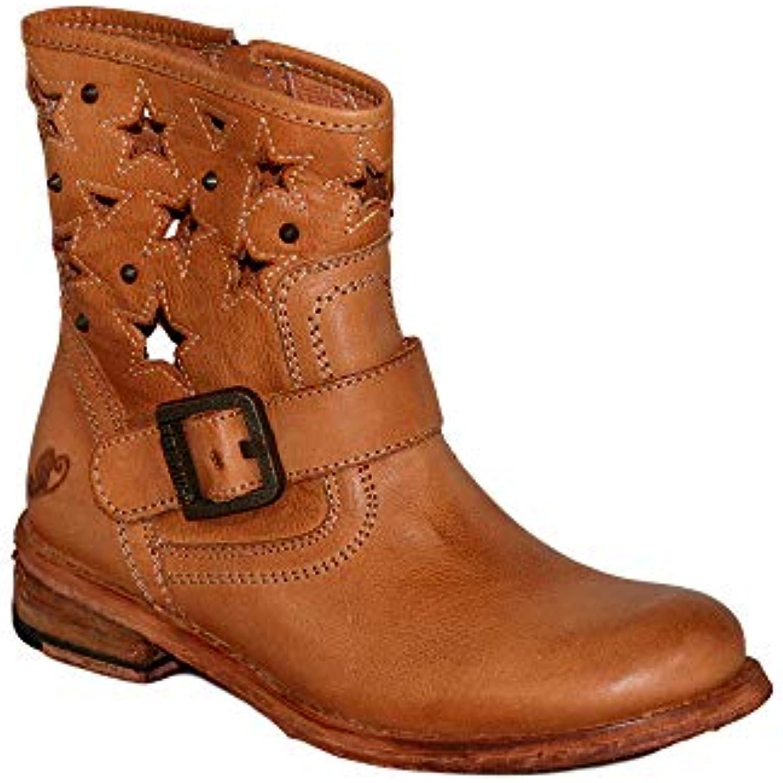 Felmini Felmini Felmini - Scarpe Donna - Innamorarsi Com GrossoO 8347 - Stivali Cowboy & Biker - in Pelle Genuina - Camel   Aspetto piacevole  6173e1
