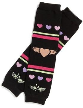 LANDING ANGELS® Babystulpen - Popstar Brown LA001 Unisex - Baby Babybekleidung Leggins (Weitere Farben)
