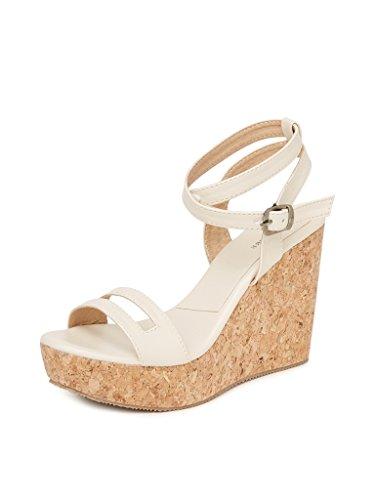 Marc Loire Women's Cream Heels