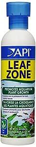 API Aquarium Pharmaceuticals Leaf Zone Liquid Plant Fertilizer, 8 oz