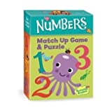 Best Peaceable Kingdom Kids Games - Peaceable Kingdom Numbers Match Up Game & Jigsaw Review