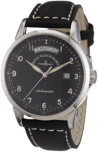 Zeno Watch Basel Magellano 6069DD-c1- Orologio da uomo