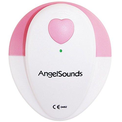 Angelsounds Doppler Fœtal pour Écouter le Rythme Cardiaque du Bébé