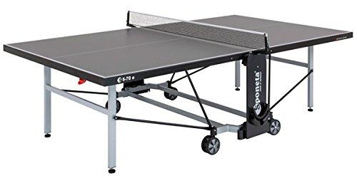 Sponeta Tischtennisplatte S 5-70 e grau Outdoor