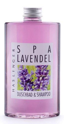 SPA Lavendel Shampoo & Duschbad mit Lavendelöl, 200 ml