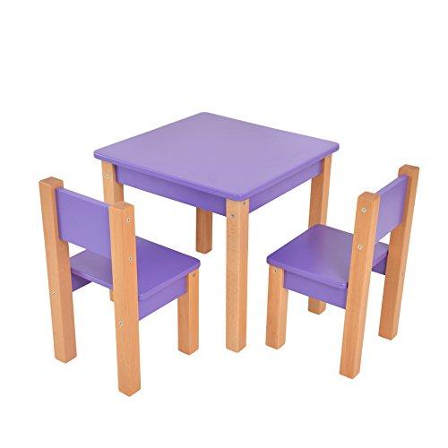 Die Beste Bilirakids Kindertisch Tisch Stuhl Kinderstuhl Sitzgruppe