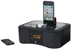 Logitech S400i Clock Radio Dock for iPhone/ iPod