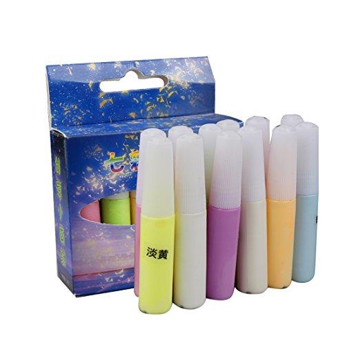 tilucent Flüssige Farben Stifte leuchtendes Aquarell-Kugelschreiber-Glühen in den dunklen Leuchtende Farben (Aquarell Salz)