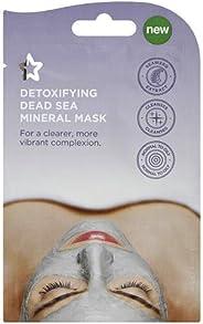 Superdrug S/D Spa Detox Dead Sea Mud Mask 15ml, 15 Pieces