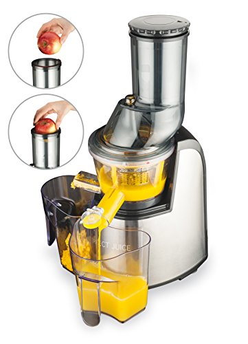 Slow Juicer Cadence Perfect : MACOM Just Kitchen 859 Perfect Juice Estrattore Di Succo / Slow juicer a freddo e a lenta ...