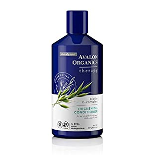 Avalon Organics Biotin B Complex Conditioner 397g
