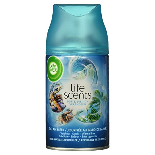 Preisvergleich Produktbild Air Wick Life Scents Freshmatic Max Nachfüller - Tag am Meer,  250 ml
