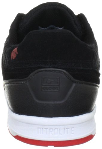 Globe The Odin S2, Chaussures de skate homme Noir (10036)