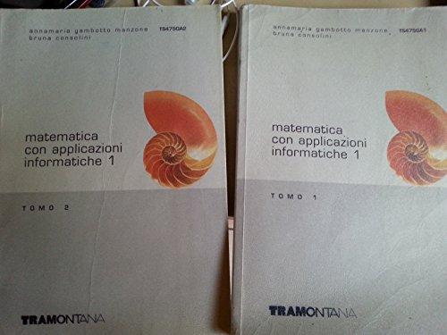 Matematica con applicazioni informatiche 1