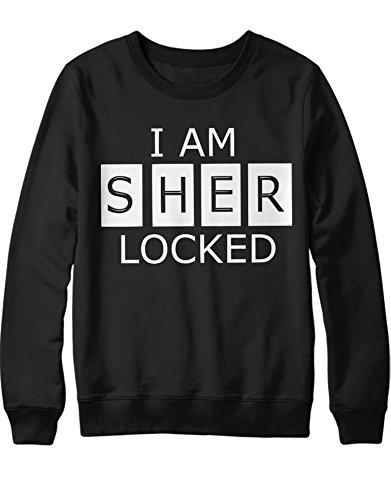 Sweatshirt Sherlock