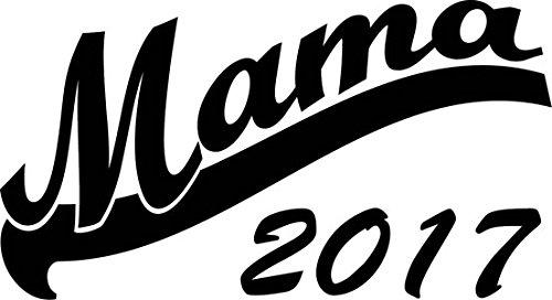 Mister Merchandise Herren Men T-Shirt Mama 2017 Tee Shirt bedruckt Grün