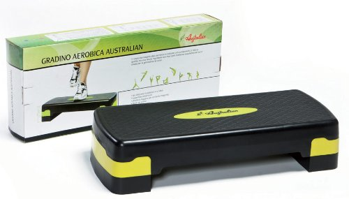 Gradino Aerobica Australian HIGH POWER Fitness Step Ginnastica