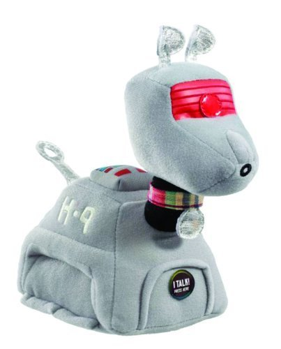 Underground Toys Doctor Who K-9 Medium Talking Plush by Underground Toys