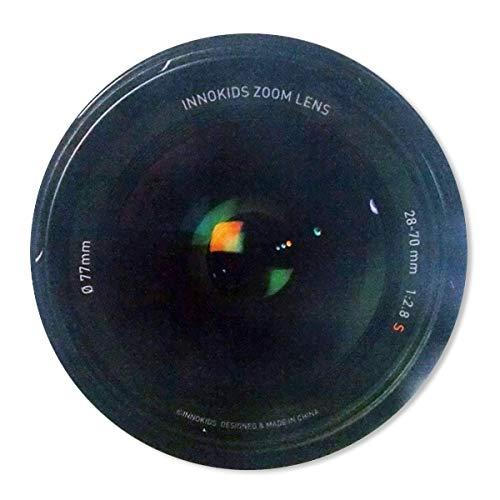 Eurowebb Tapis de souris informatique objectif appareil photo photographiqu