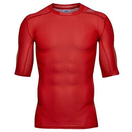 Zoom IMG-2 adidas techfit climachill funzione shirt
