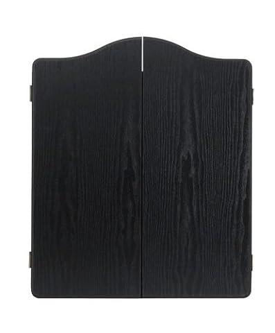 Winmau Cabinet classique pour cible de fléchettes Noir