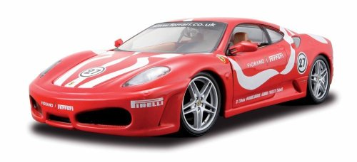 maisto-39110-voiture-sans-pile-reproduction-ferrari-f430-challenger-frofeo-pirelli-red-chelle-1-24-t