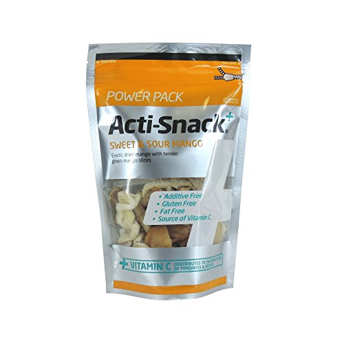 Acti-Snack - Power Pack - Sweet & Sour Mango - 180g (Case of 12)