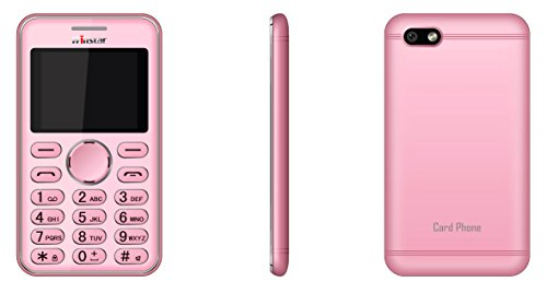 Winstar by Forme C1 Card Phone Slim Dual SIM (Pink)