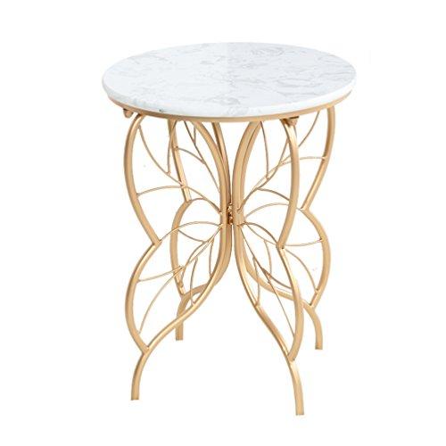 CB Schmetterlings Form Kleiner Runder Tisch,  Sofa Eckcouchtisch Eisen Wohnzimmer