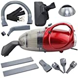 Just 4u Enterprise Multi-Purpose Vacuum Cleaner Blowing and Sucking Dual Purpose for Car and Home(220-240 V, 50 HZ, 1000…