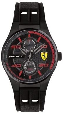 Watch Scuderia Ferrari Unisex Multifunction Preppy 0840011