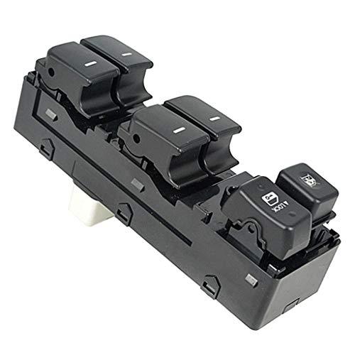 D2D Contr/ôle L/ève-Vitre fen/être /électrique 4 Boutons Commutateur Commande Interrupteur