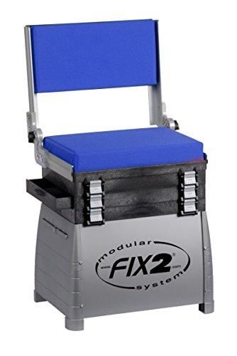 Jenzi Sitzkiepe Deluxe mit Rückenlehne