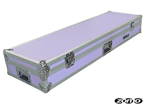 Zomo 0030101648 Plattenkoffer SL-19 für 2x SL und 1x 19 Zoll Mixer lila