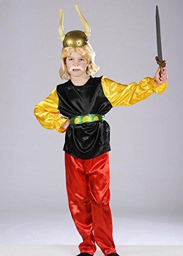 Asterix der Gallier-Stil-Kostüm Kinder Large (11-13 (Asterix Der Kostüm Gallier)