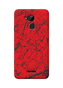 Gobzu Printed Hard Case Back Cover for Coolpad Note 3 - Grunge - RG